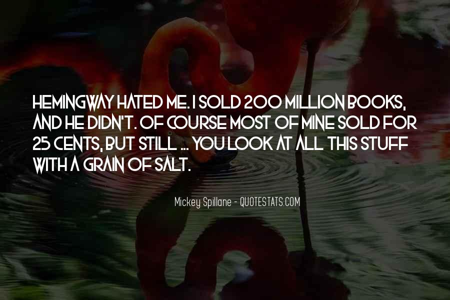You Still Mine Quotes #1118974