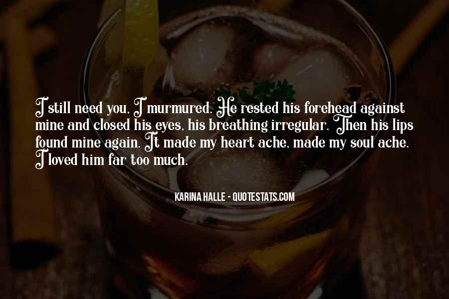 You Still Mine Quotes #1634488