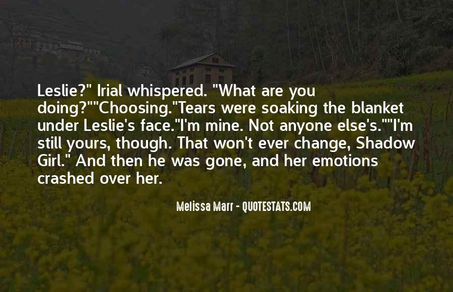You Still Mine Quotes #1861786