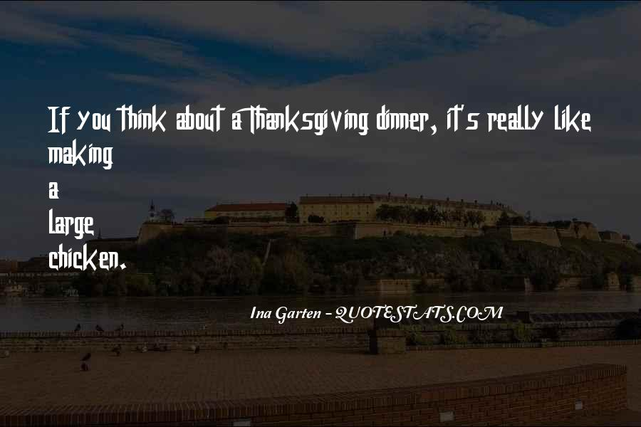 You Think About It Quotes #47985