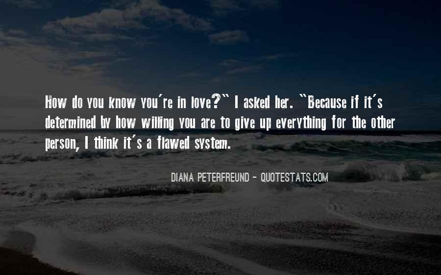 You Think You Know Everything Quotes #141285