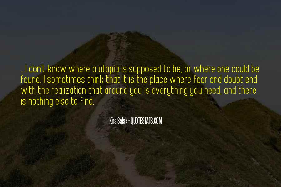You Think You Know Everything Quotes #158454