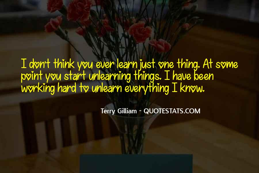 You Think You Know Everything Quotes #370134