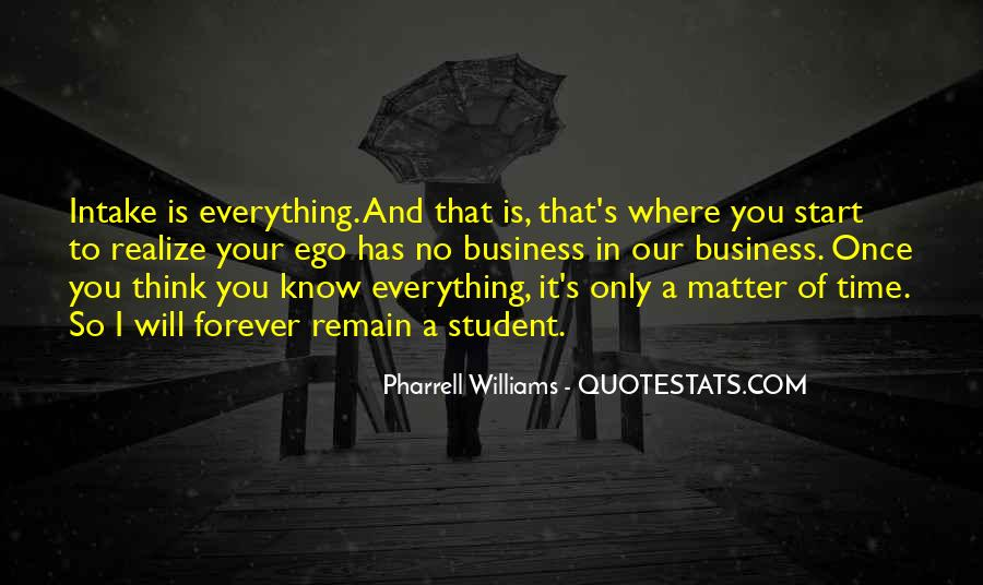 You Think You Know Everything Quotes #459706