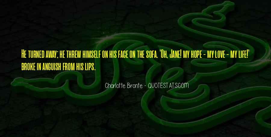 You Threw It Away Quotes #125352