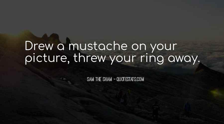 You Threw It Away Quotes #205945