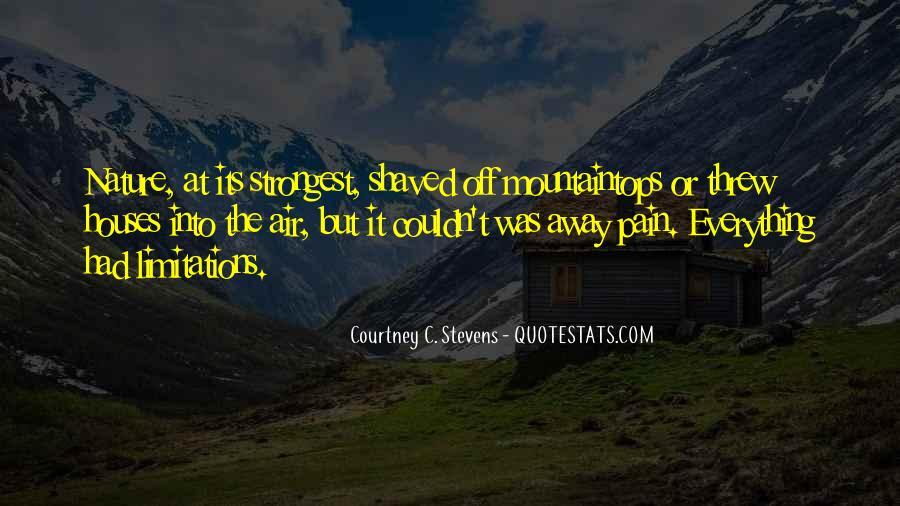 You Threw It Away Quotes #239362