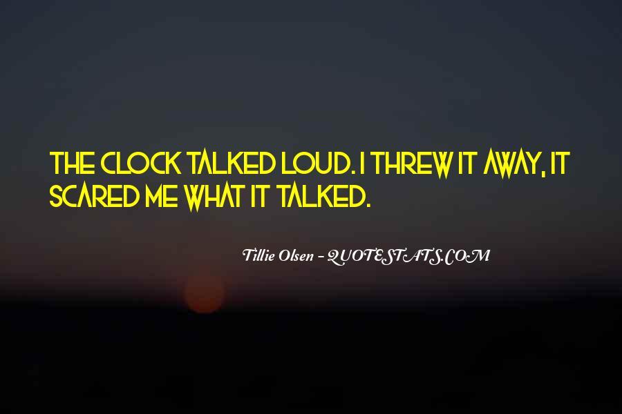 You Threw It Away Quotes #287026