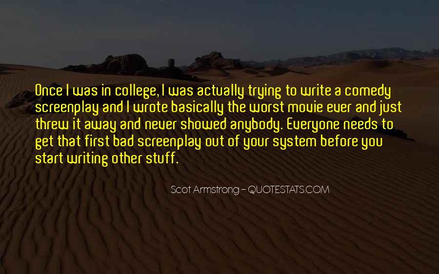 You Threw It Away Quotes #388068