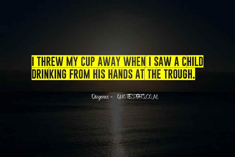 You Threw It Away Quotes #540596