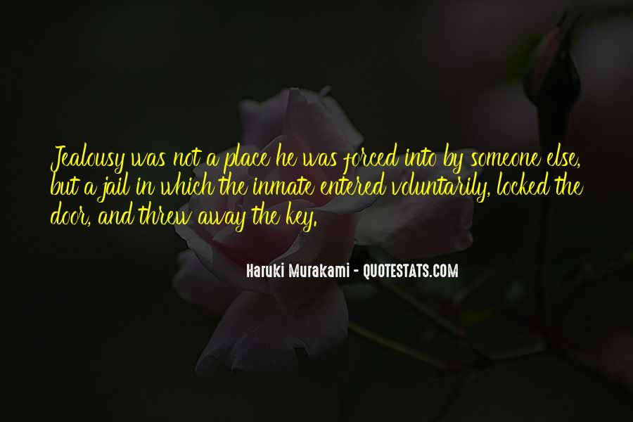 You Threw It Away Quotes #810776
