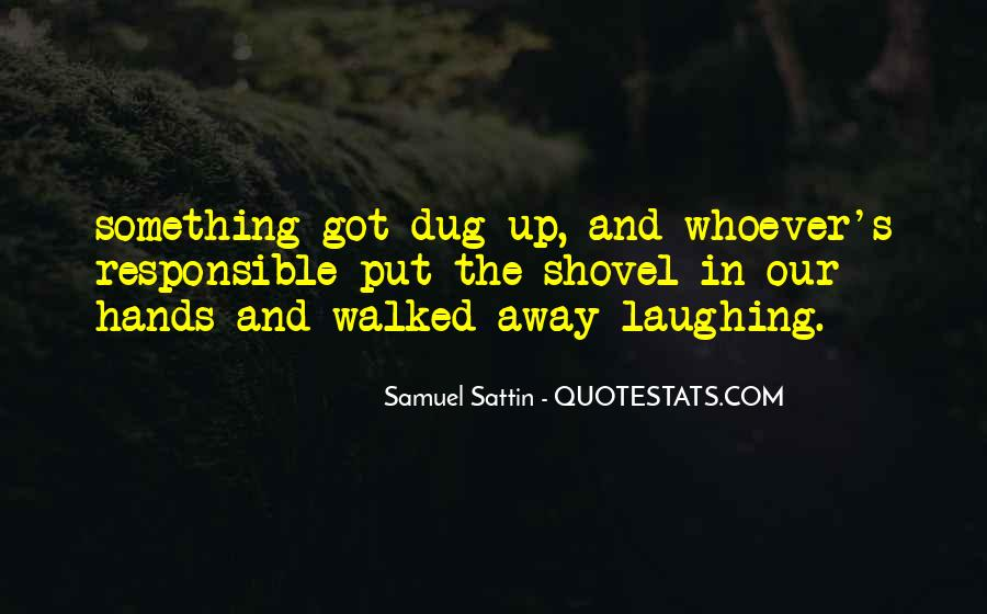You Walked Away From Me Quotes #120441