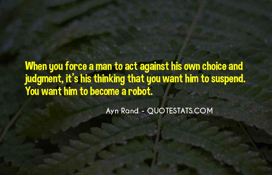 You Want It Quotes #3772