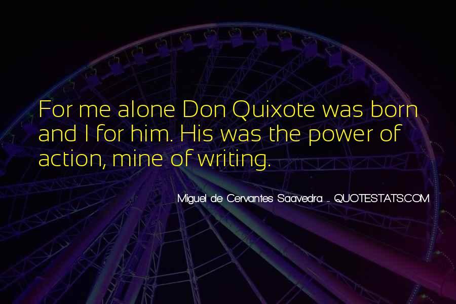 You Were Born Alone Quotes #630506