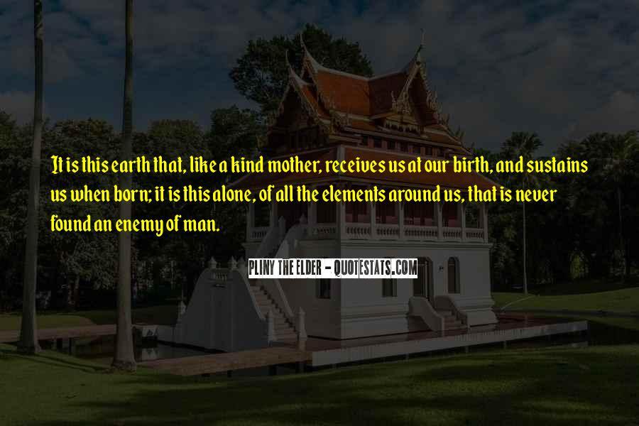 You Were Born Alone Quotes #684000