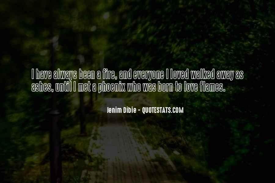 You Were Born To Love Me Quotes #31838