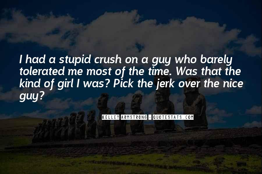 Top 36 You Were My Crush Quotes: Famous Quotes & Sayings ...