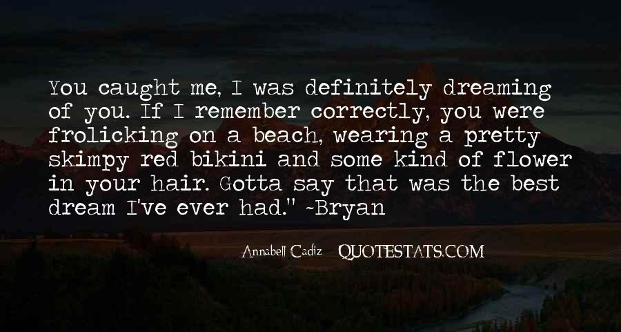 You Were The Best I Ever Had Quotes #957702