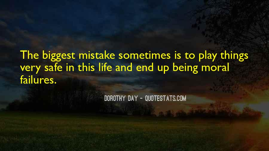 You Were The Biggest Mistake Quotes #139772
