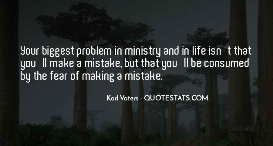 You Were The Biggest Mistake Quotes #203487