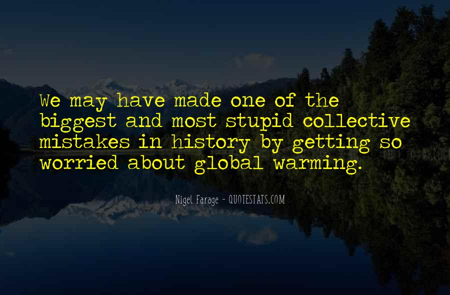 You Were The Biggest Mistake Quotes #366868