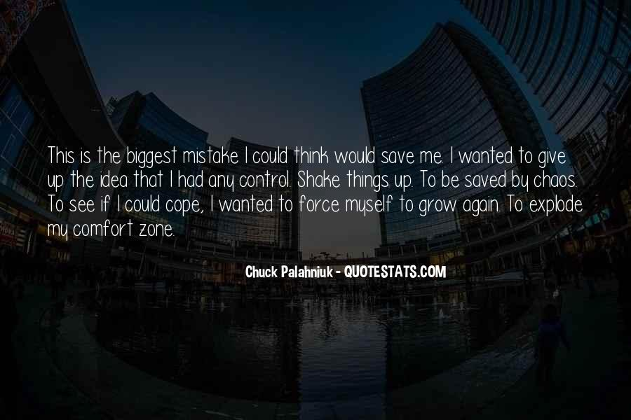 You Were The Biggest Mistake Quotes #39047