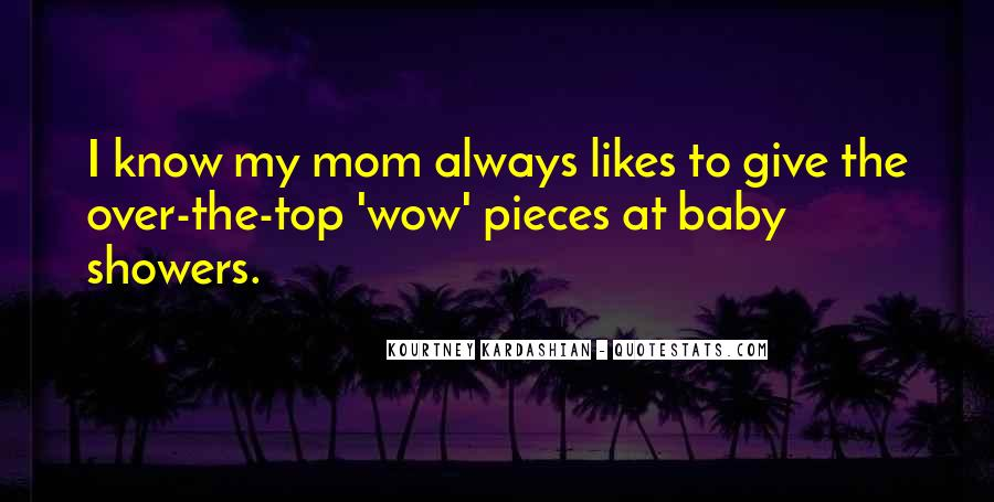 You Will Always Be My Baby Quotes #17556