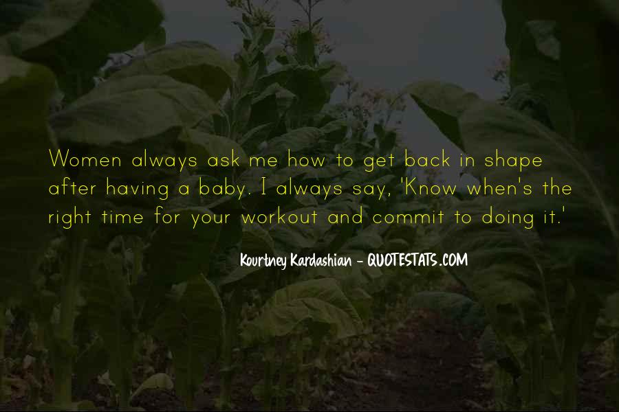 You Will Always Be My Baby Quotes #208020