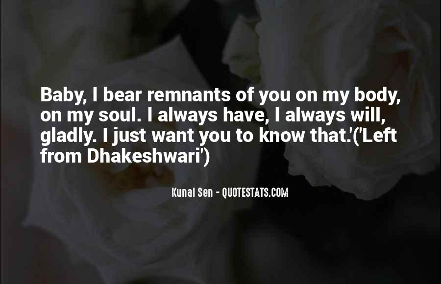 You Will Always Be My Baby Quotes #252009