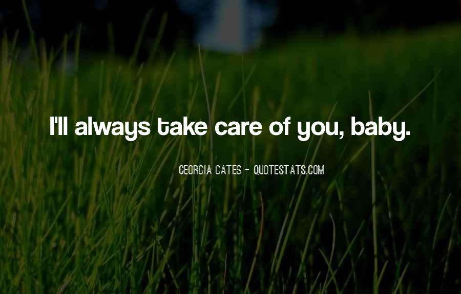 You Will Always Be My Baby Quotes #282265