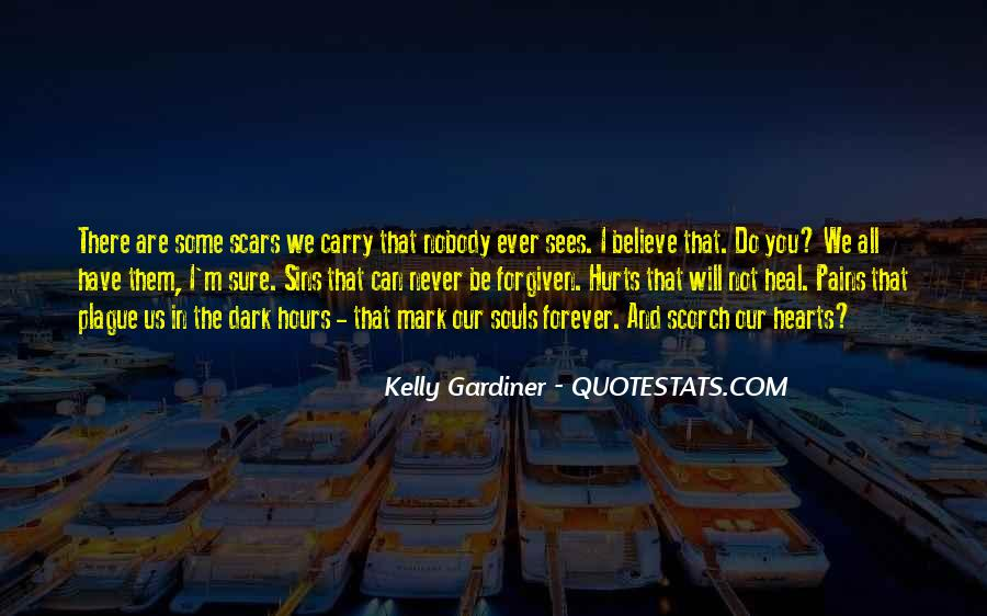 You Will Be Forever In Our Hearts Quotes #1174168