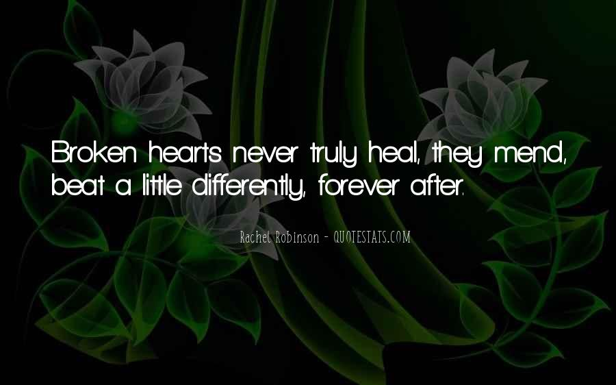 You Will Be Forever In Our Hearts Quotes #581749