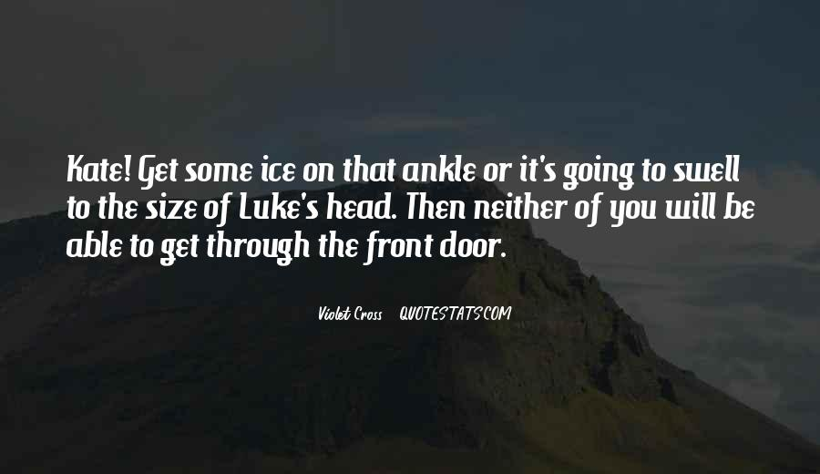 You Will Get Through Quotes #1002770