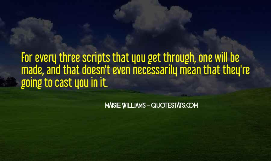 You Will Get Through Quotes #1040827