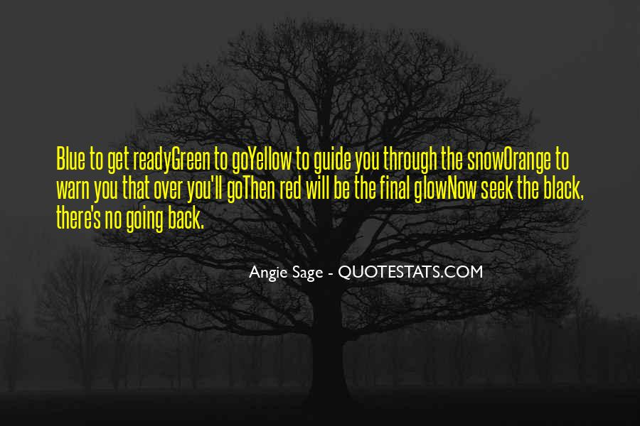 You Will Get Through Quotes #1069809