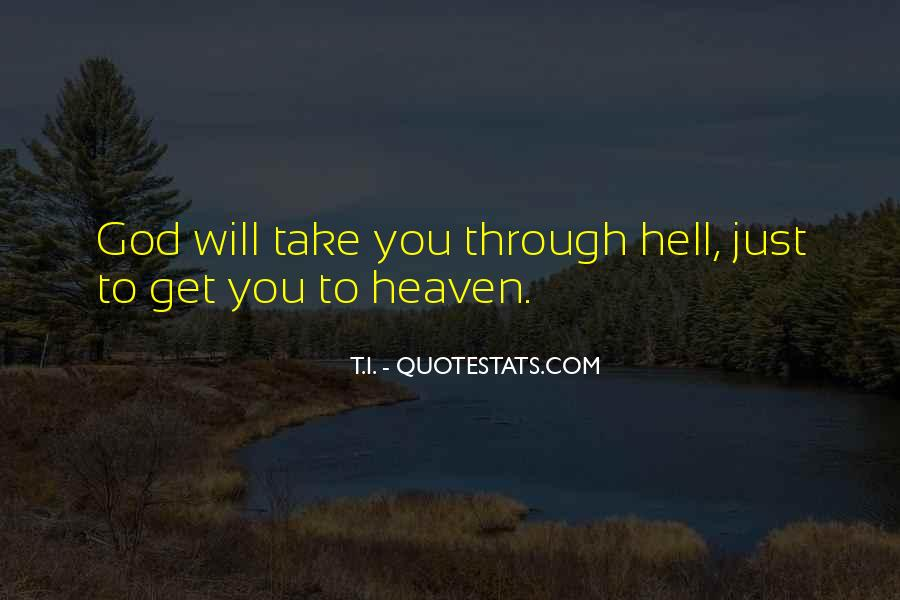 You Will Get Through Quotes #1366403