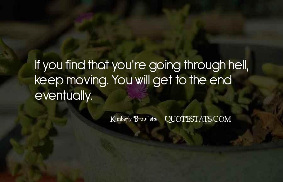 You Will Get Through Quotes #355302