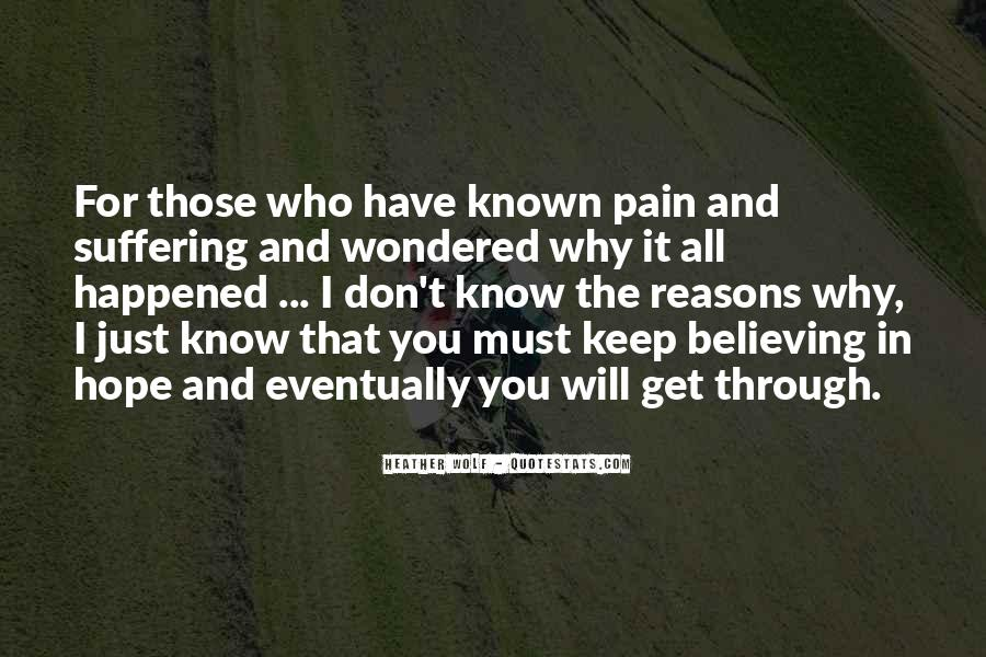 You Will Get Through Quotes #633762