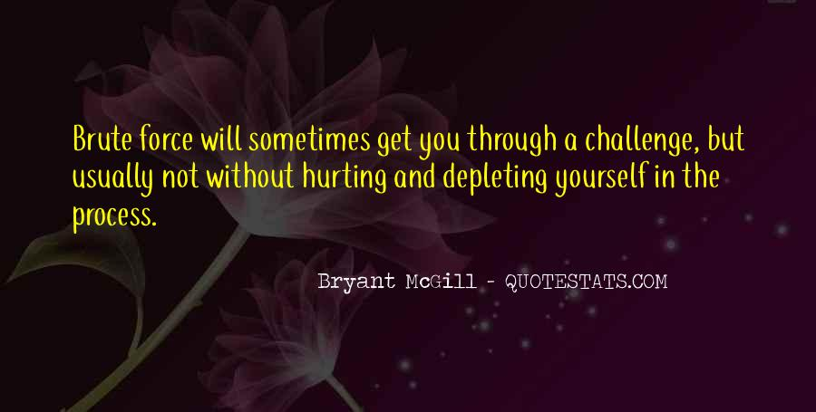 You Will Get Through Quotes #685275