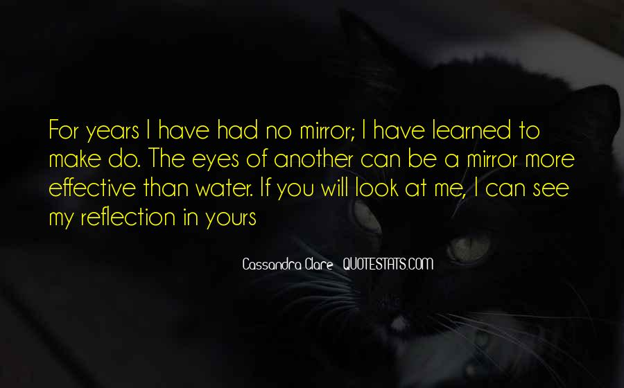 You Will Look For Me Quotes #1833267