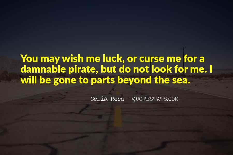 You Will Look For Me Quotes #562913