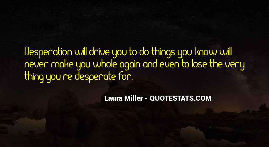 You Will Never Lose Quotes #1501887