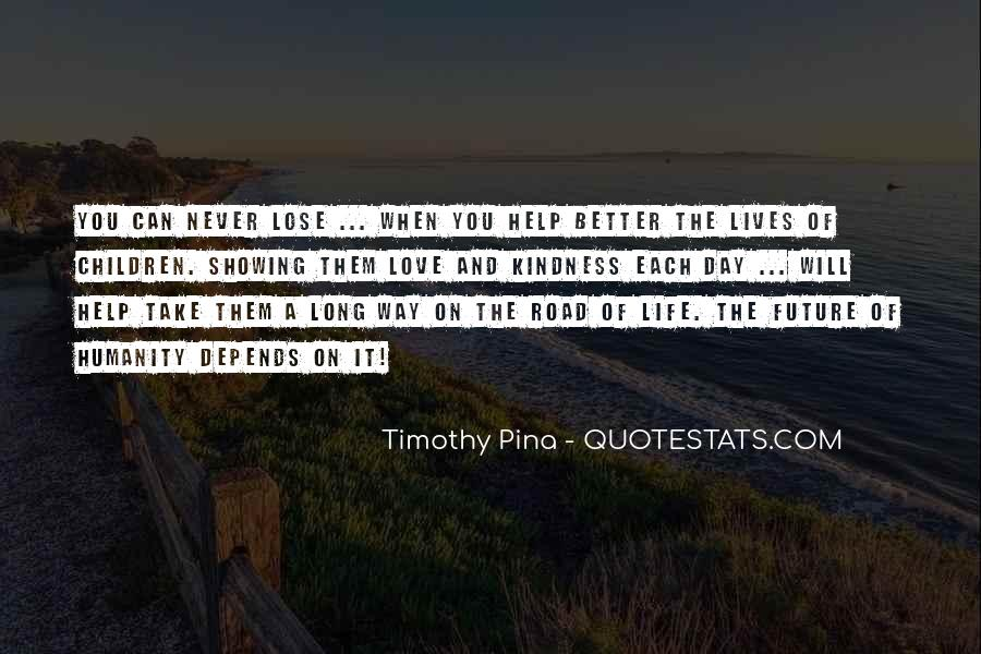 You Will Never Lose Quotes #560146