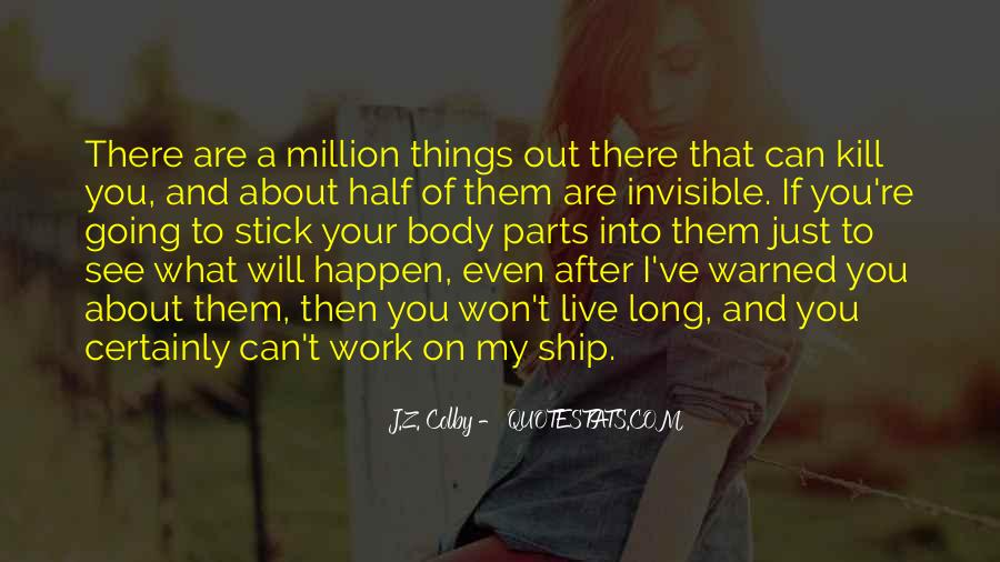You Will See Quotes #50709