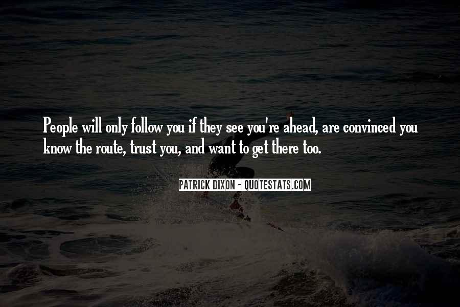 You Will See Quotes #61480