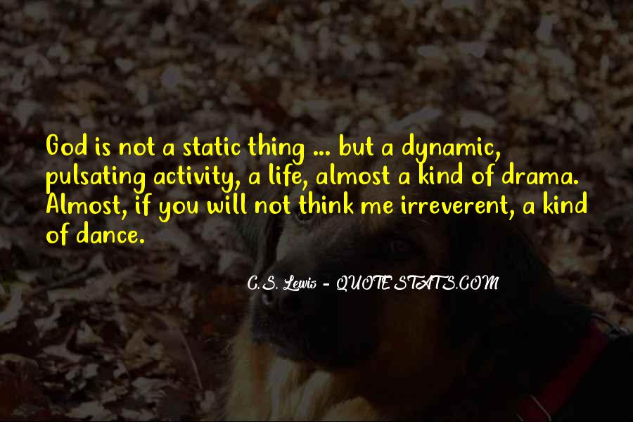 You Will Think Of Me Quotes #619046