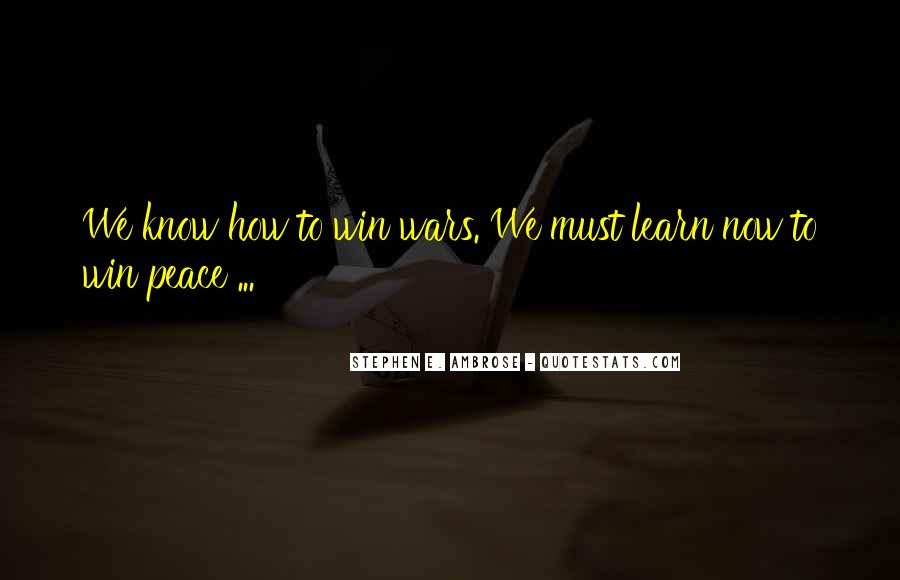 You Win Some You Learn Some Quotes #174797