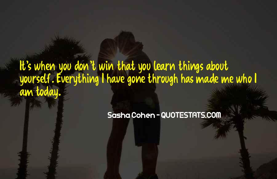 You Win Some You Learn Some Quotes #264995