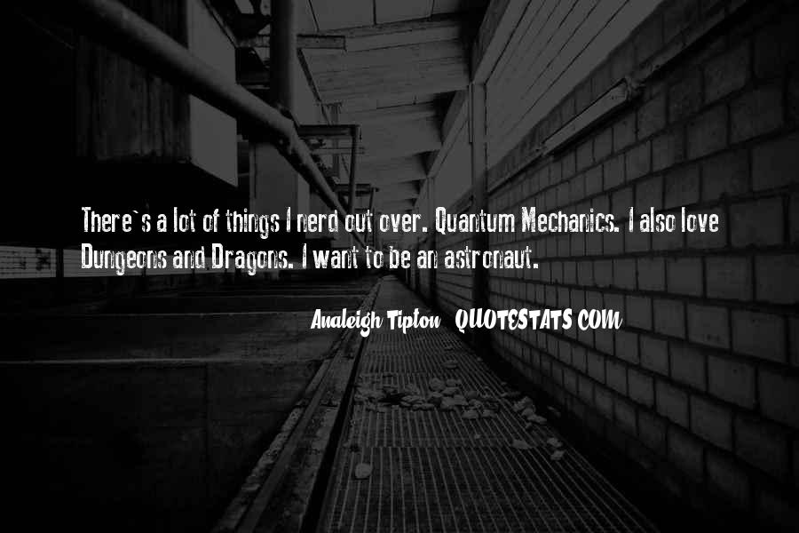 Quotes About Love And Dragons #131604
