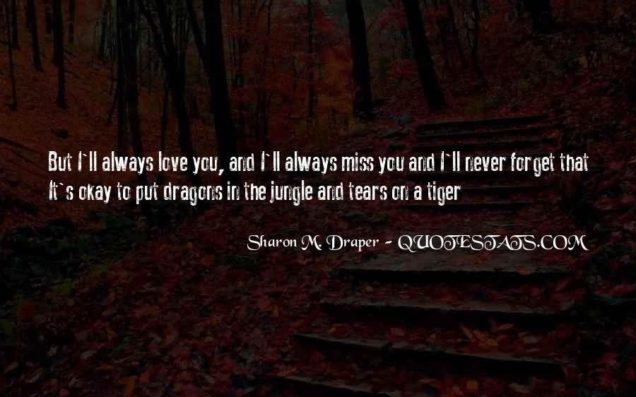 Quotes About Love And Dragons #1497744